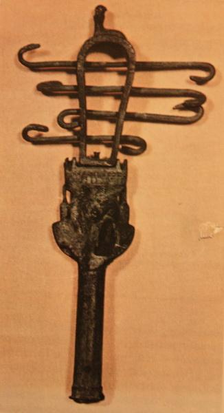 Αρχαίο Αιγυπτιακό σείστρο