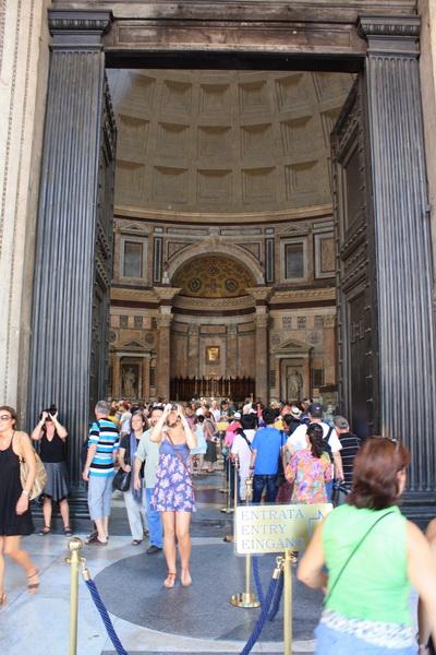 Pantheon Rome (2)