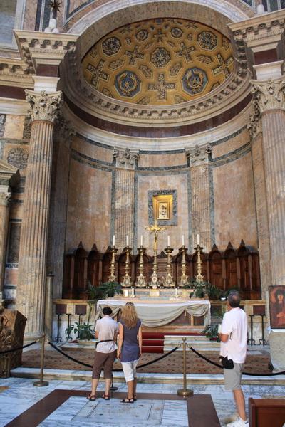 Pantheon Rome (5)