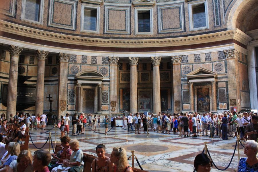 Pantheon Rome (7)