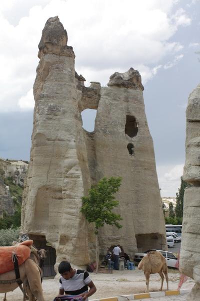 Καπαδοκία Καμήλες