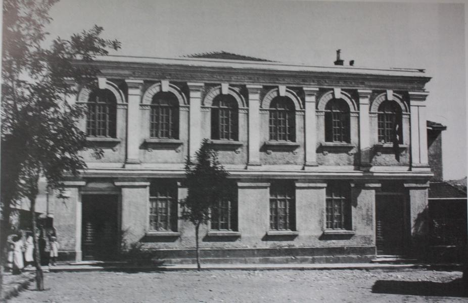 αρρεναγωγείο 1925