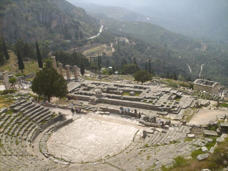 Δελφοί θέατρο 03-05-2007