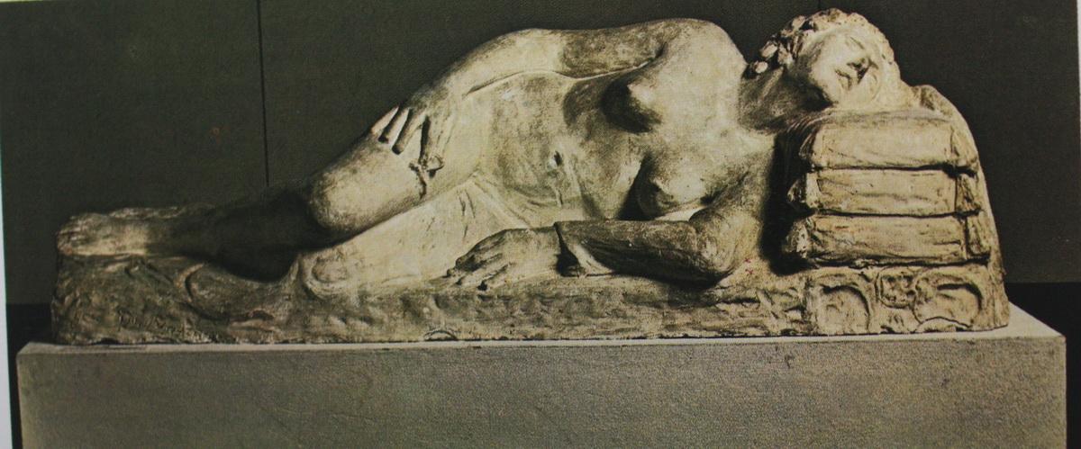 Γυναίκα που αναπαύεται  1931