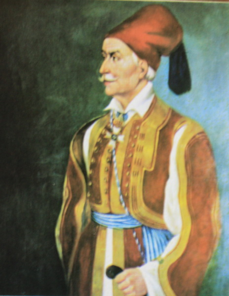 Νότης Μπότσαρης