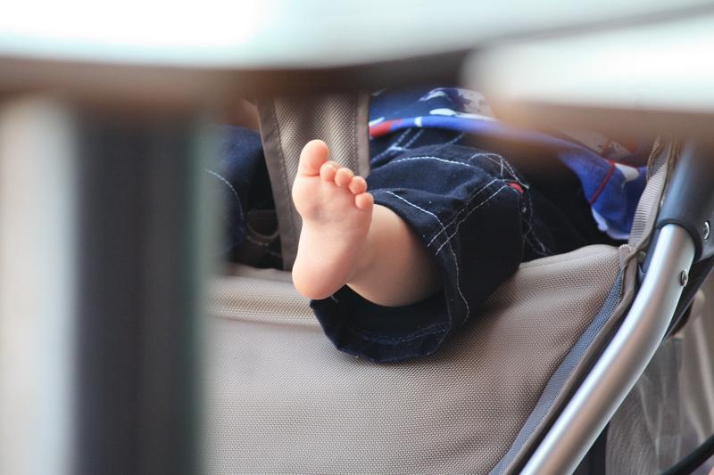 Πόδι παιδικό