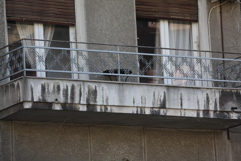κάγκελα μπαλκόνι