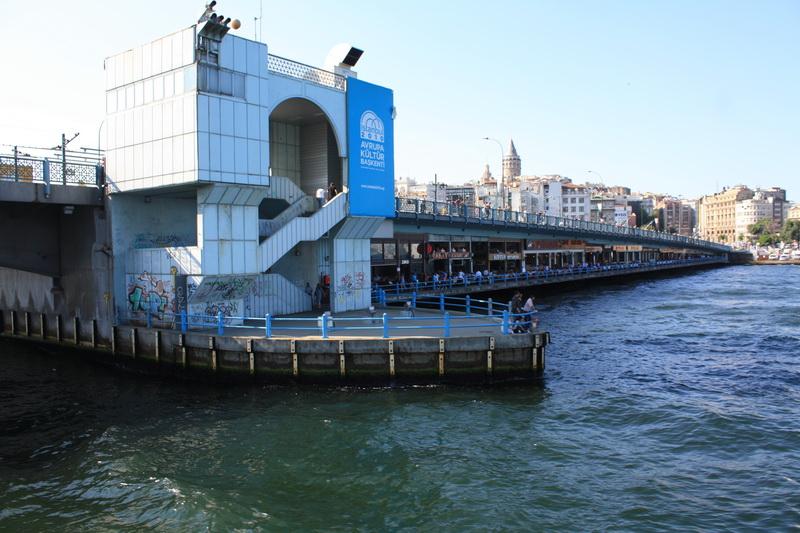 Η γέφυρα του Γαλατά