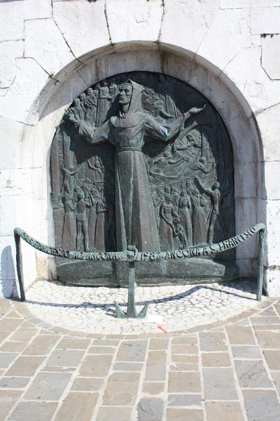 Αγιος Φραγκίσκος