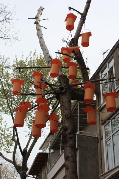 δέντρο φωτιστικά