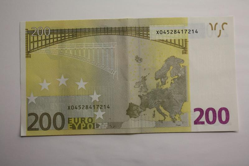 200 ευρώ