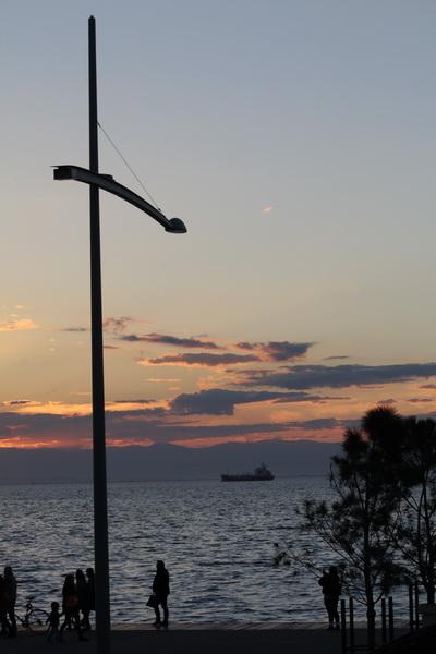 Νεα παραλία Θεσ/νίκης