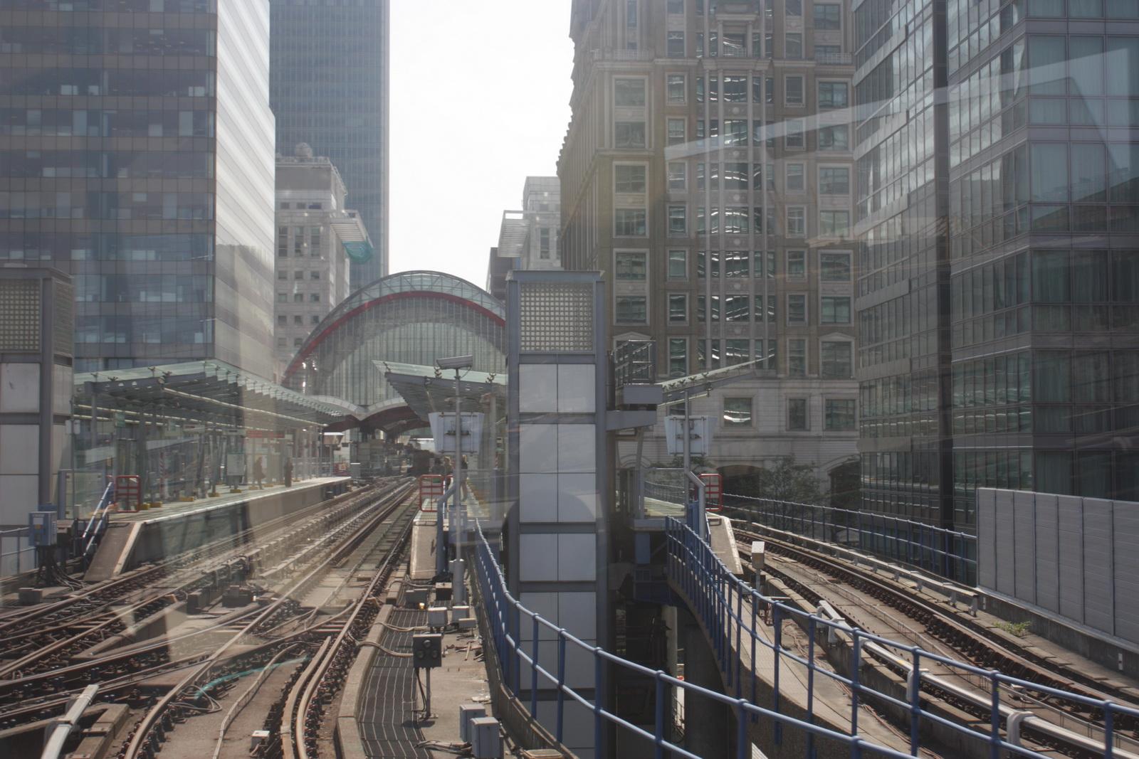 γραμμές τρένου