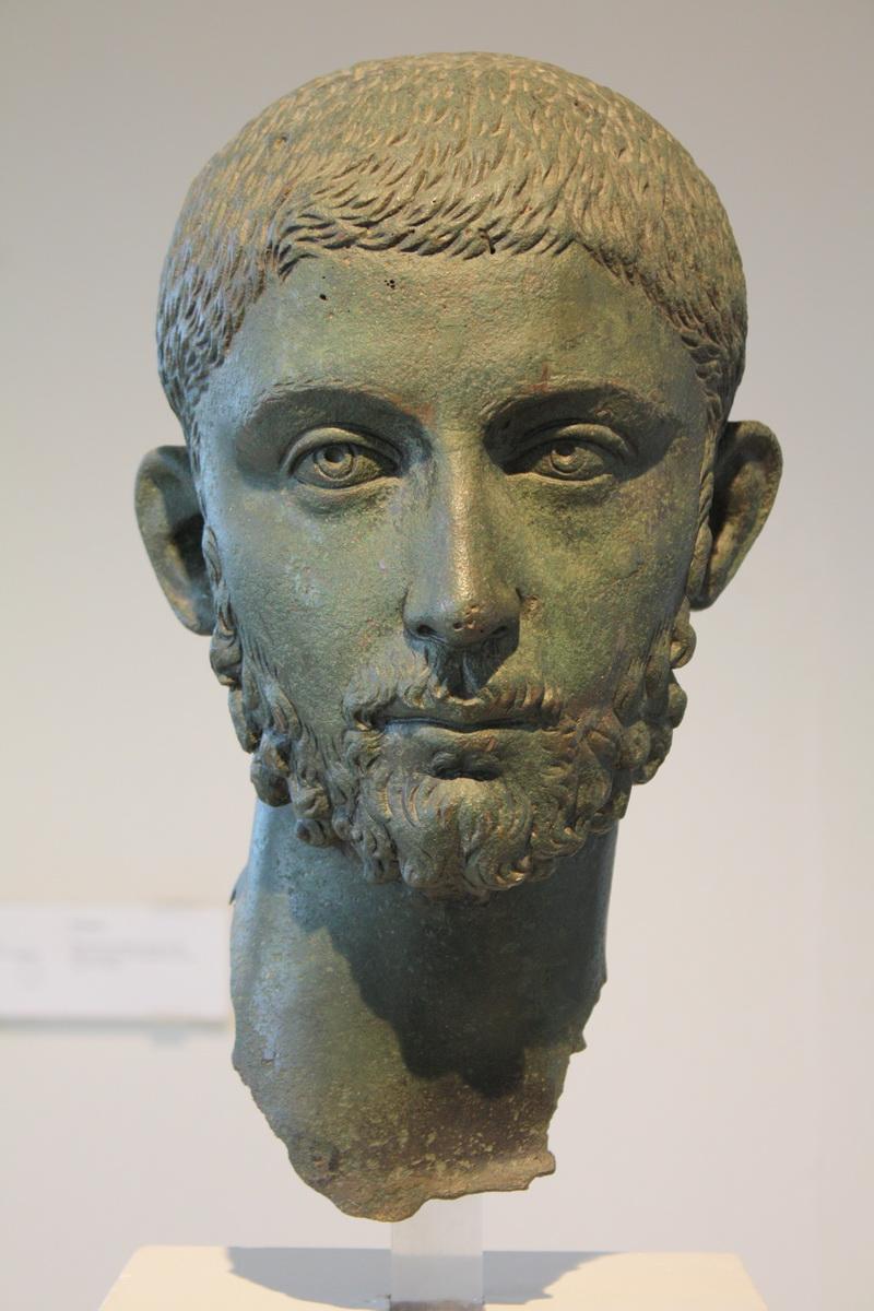 Ρωμαίος Αυτοκράτορας Αλέξανδρος Σεβήρος 222-235 π.Χ._resize