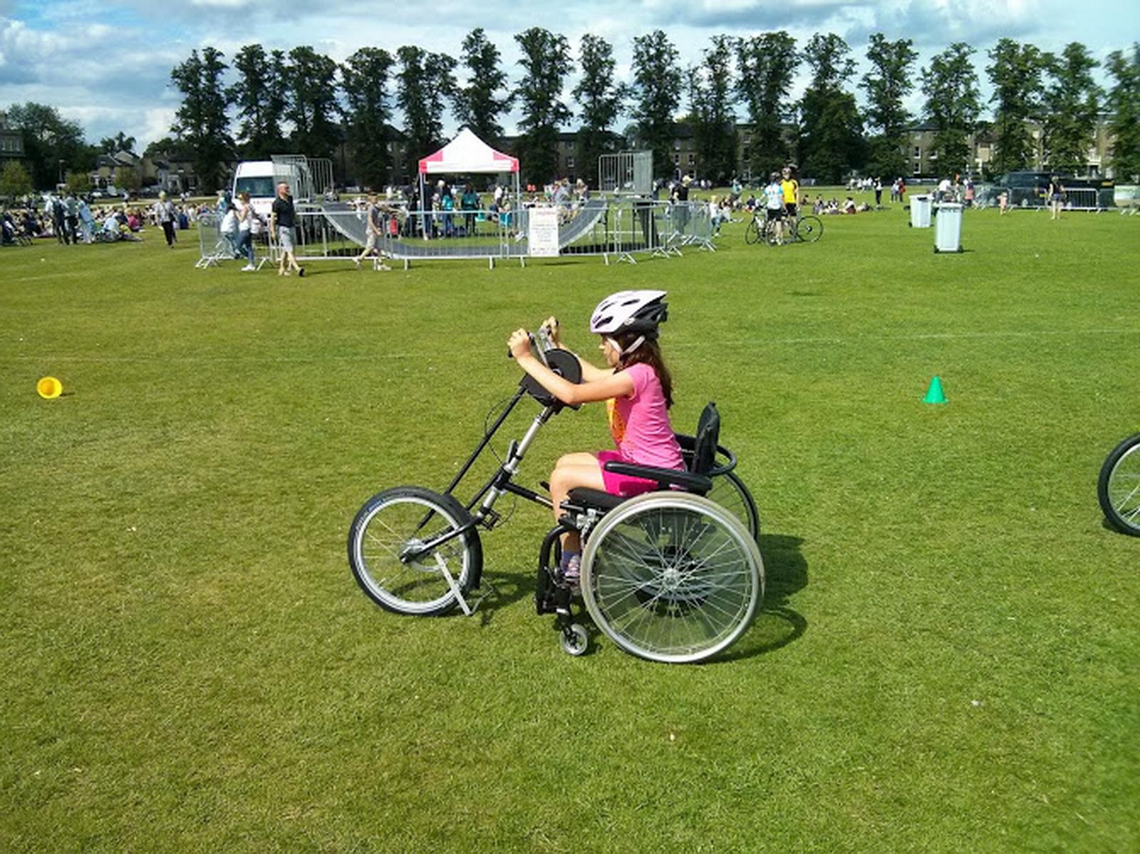 Ποδήλατο - αναπηρικό