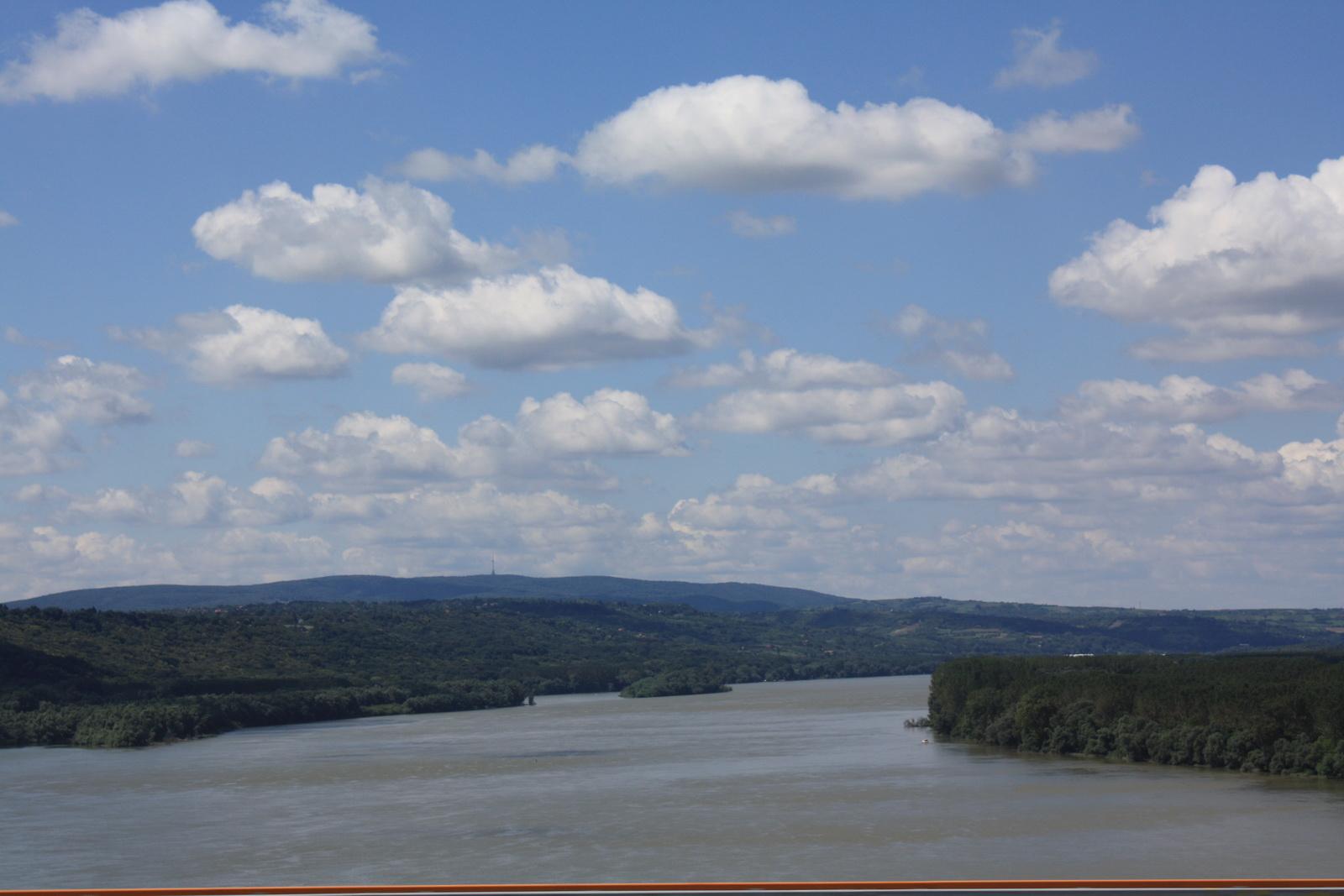 Ο Δούναβης στην Ουγγαρία