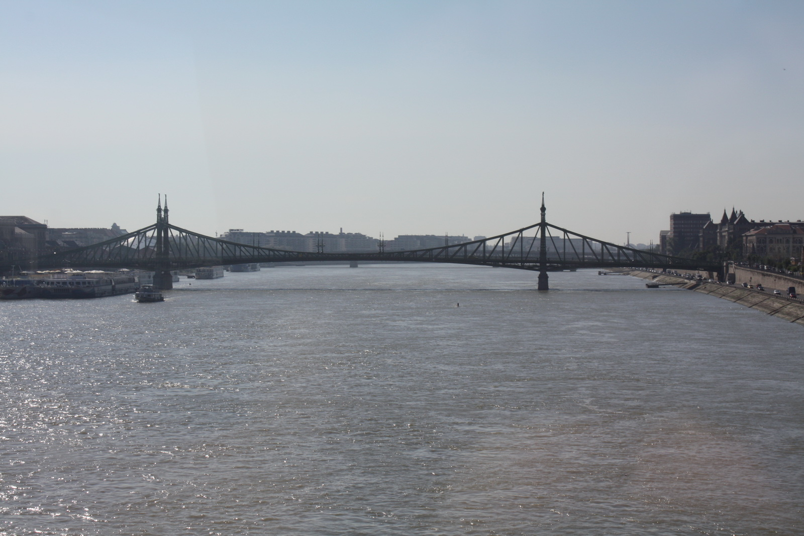 Ο Δούναβης στην Βουδαπέστη