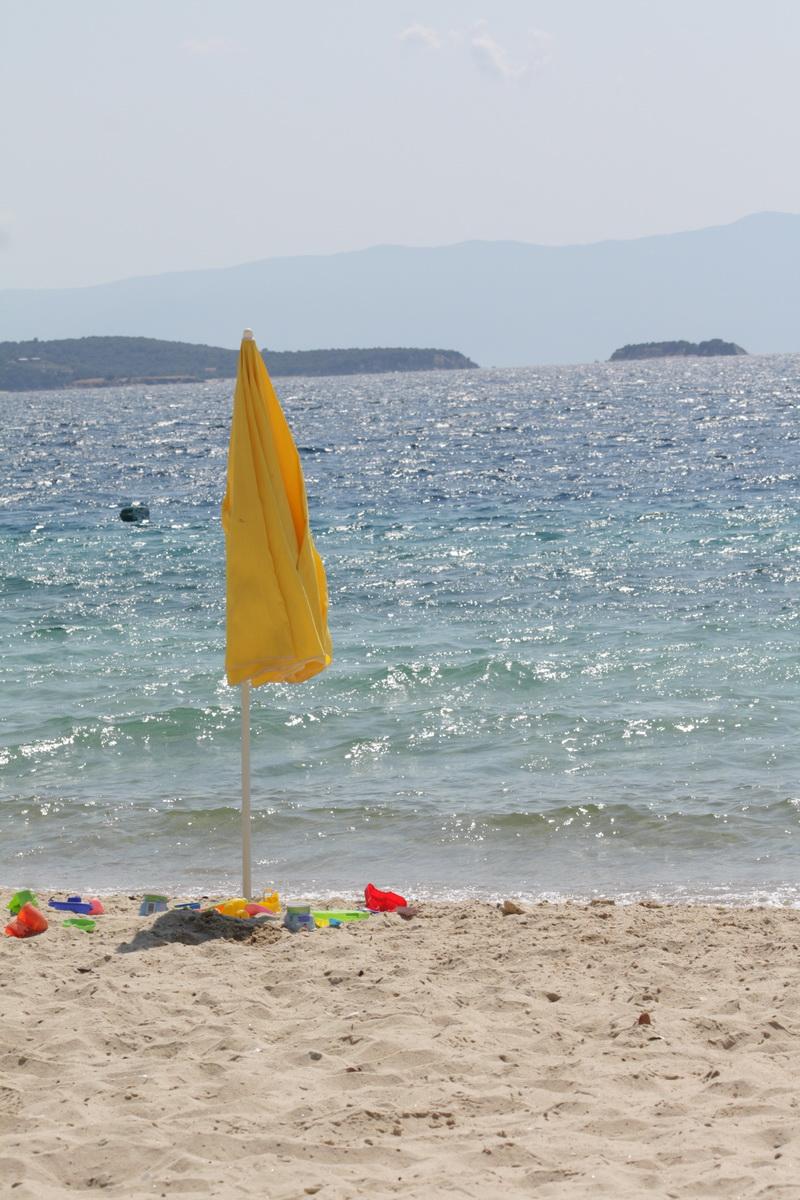 ομπρέλα θαλάσσης