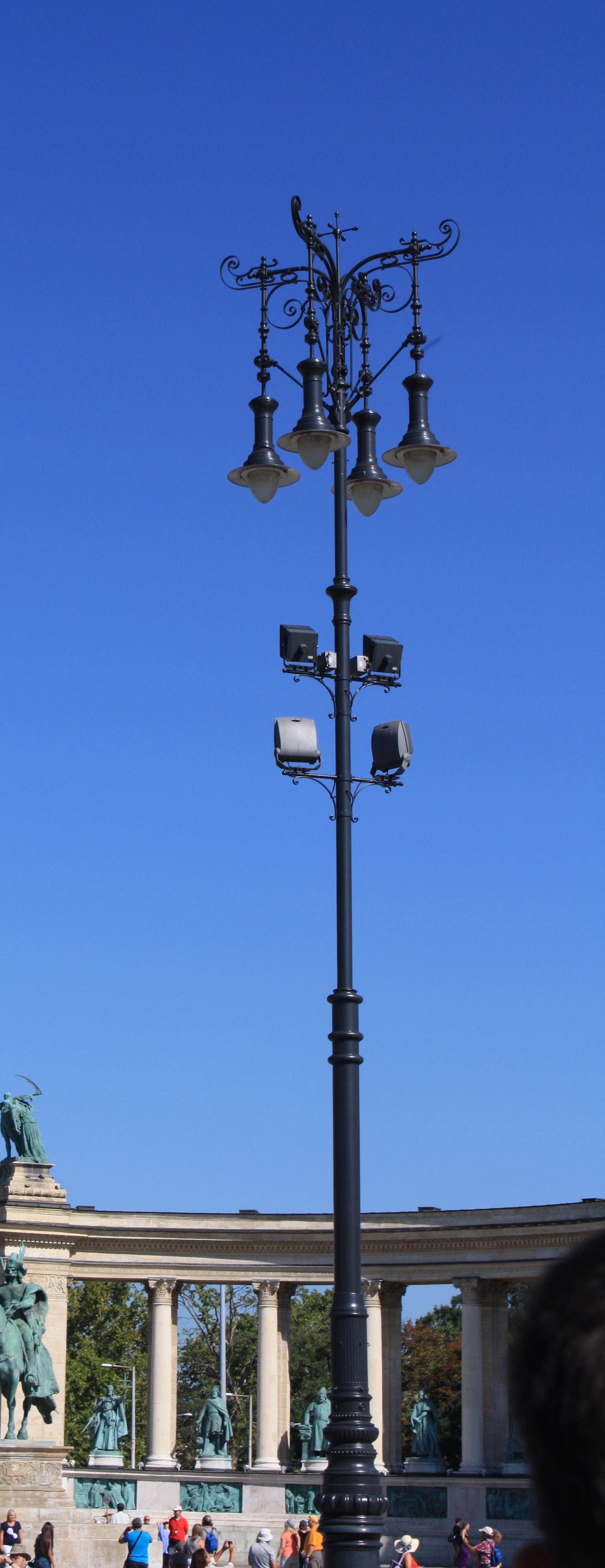 Φωτικστικό κολόνα