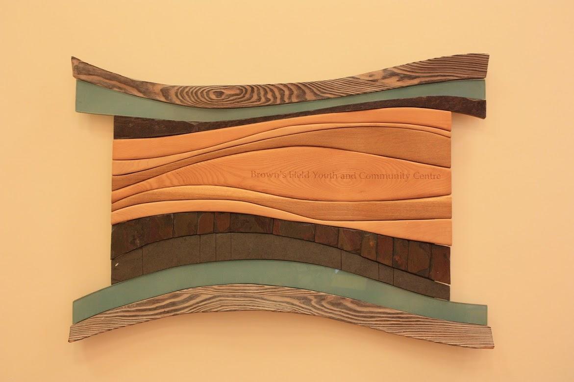 Πίνακας από ξύλο